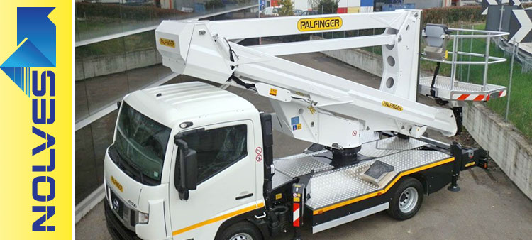 Truck-Mounted Aerial Platforms C Licence