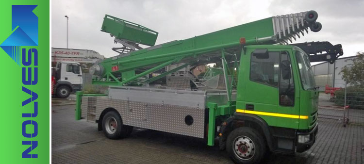 Truck-mounted Lift C Licence - Hv45