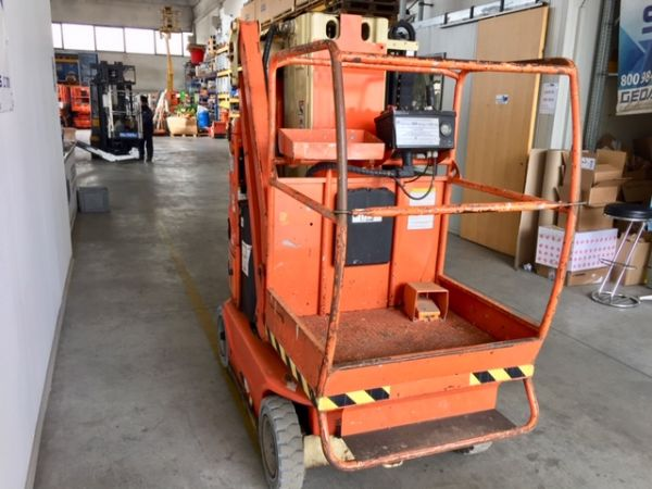 Electrical lift JLG mod: Toucan 800 - Foto #4