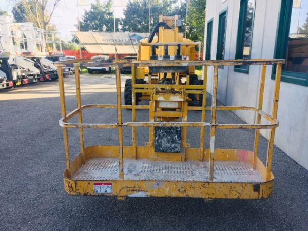 Articulated boom lift diesel Haulotte mod: HA 18PX (GD 391) - Foto #4